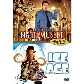 Ice Age / Night at the Museum (2-Disc)