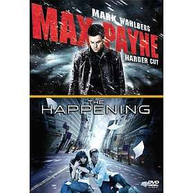 Max Payne + The Happening (2008) (2-Disc)