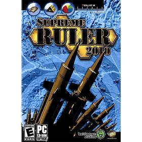 Supreme Ruler 2010 (PC)