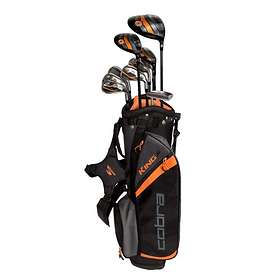 Cobra Golf King Jr (13-15Yrs) with Carry Stand Bag