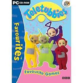 Teletubbies: Favourite Games (PC)