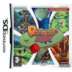 Roogoo Attack! (DS)