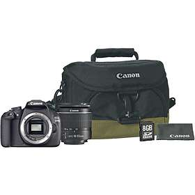 Canon EOS 1200D + 18-55/3,5-5,6 IS STM