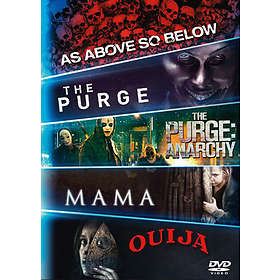 As Above So Below + The Purge + The Purge: Anarchy + Mama + Ouija