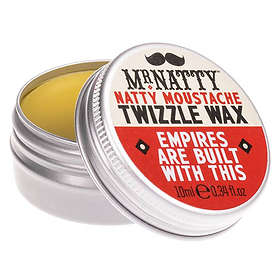 Mr Natty Twizzle Moustache Wax 10ml