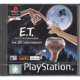 E.T. The Extra-Terrestrial: The 20th Anniversary (PS1)