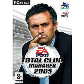 Total Club Manager 2005 (PC)