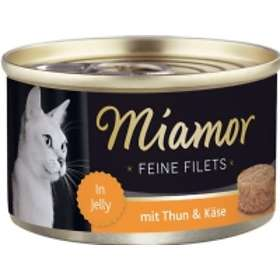 Miamor Fine Filets in Jelly Can 0,1kg