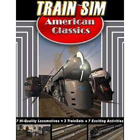 Train Simulator: American Classics (Expansion) (PC)