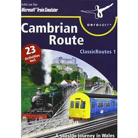 Train Simulator: Cambrian Route: Classic Routes 1 (Expansion) (PC)