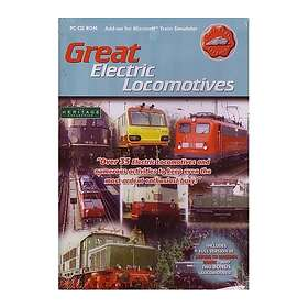 Train Simulator: Great Electric Locomotives (Expansion) (PC)