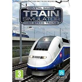 Train Simulator: High Speed Trains (Expansion) (PC)
