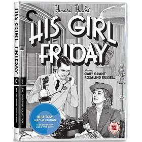 His Girl Friday - Criterion Collection (UK)