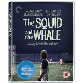 The Squid and the Whale - Criterion Collection (UK)