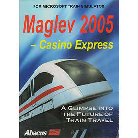 Train Simulator: Maglev 2005 Casino Express (Expansion) (PC)