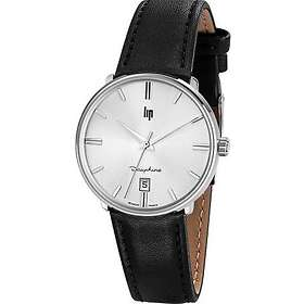 Lip Watches Dauphine 38mm Leather