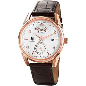 Lip Watches Himalaya 40mm Power Reserve Leather