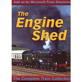 Train Simulator: The Engine Shed (Expansion) (PC)