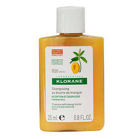 Klorane Nourishing Treatment Shampoo 25ml