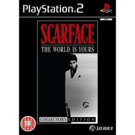 Scarface: The World is Yours - Collector's Edition (PS2)