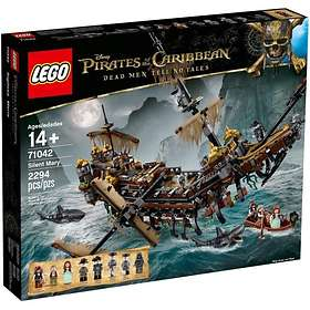 LEGO Pirates of the Carribean 71042 Silent Mary