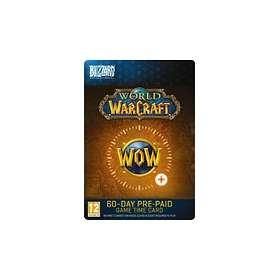 World of Warcraft - 60 Day Game Time Card (USA)
