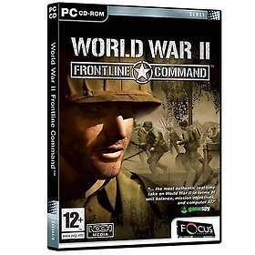 World War II: Frontline Command (PC)