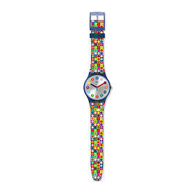 Swatch Rounds And Squares SUON122