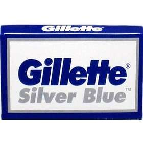 Gillette Silver Blue Single Blade