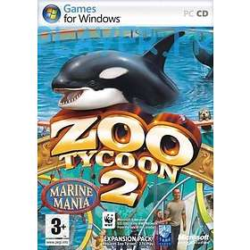 Zoo Tycoon 2: Marine Mania (Expansion) (PC)