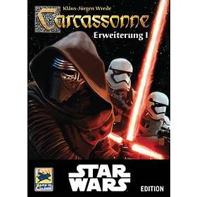 Carcassonne: Star Wars (exp. 1)
