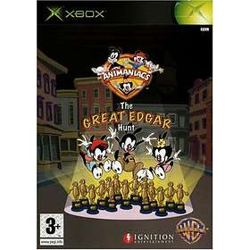 Animaniacs: The Great Edgar Hunt (Xbox)