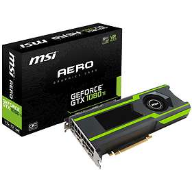 MSI GeForce GTX 1080 Ti Aero OC HDMI 3xDP 11GB