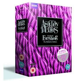 Absolutely Fabulous: Absolutely Everything - The Definitive Edition (UK)