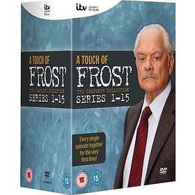 A Touch of Frost - The Complete Collection