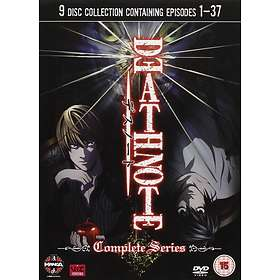 Death Note - Complete Series (UK)