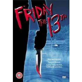 Friday the 13th (1980) (UK)