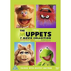 The Muppets - 7 Movie Collection (UK)