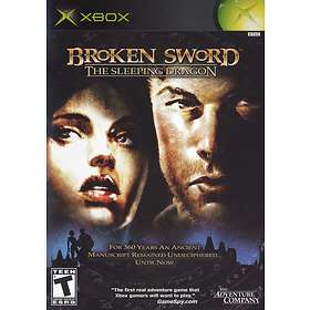Broken Sword: The Sleeping Dragon (Xbox)