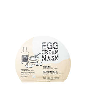 Too Cool For School Firming Egg Cream Mask Sheet 1st