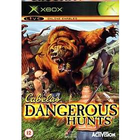 Cabela's Dangerous Hunts (Xbox)