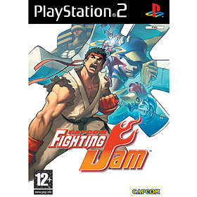 Capcom Fighting Jam (Xbox)