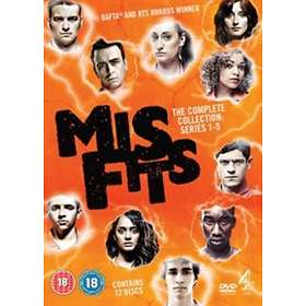 Misfits - The Complete Collection (UK)