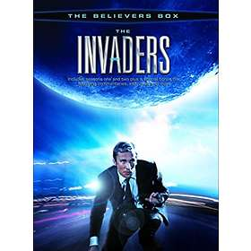The Invaders - The Believers Box (UK)