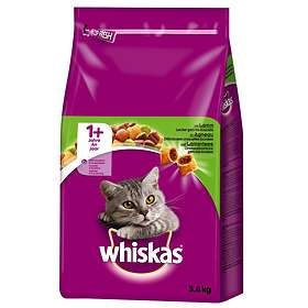 Whiskas Dry Adult Lamb 3,8kg