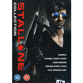Sylvester Stallone - Collection (UK)
