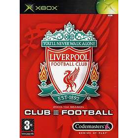 Club Football 2003/04: Liverpool (Xbox)