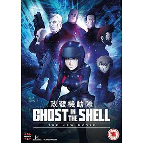 Ghost in the Shell: The New Movie (UK)