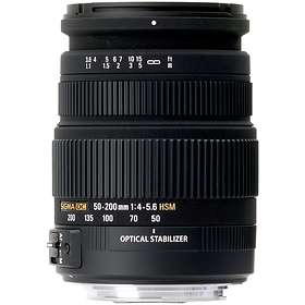 Sigma 50-200/4.0-5.6 DC OS HSM for Nikon