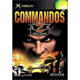 Commandos 2: Men of Courage (Xbox)